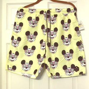 58bf61aa72 Disney Swim | Nwt Mens Mickey Mouse Bathing Suit | Poshmark